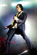 NICK CAVE IN GRINDERMAN, T-MOBILE INMUSIC FESTIVAL, JARUN, ZAGREB, HR