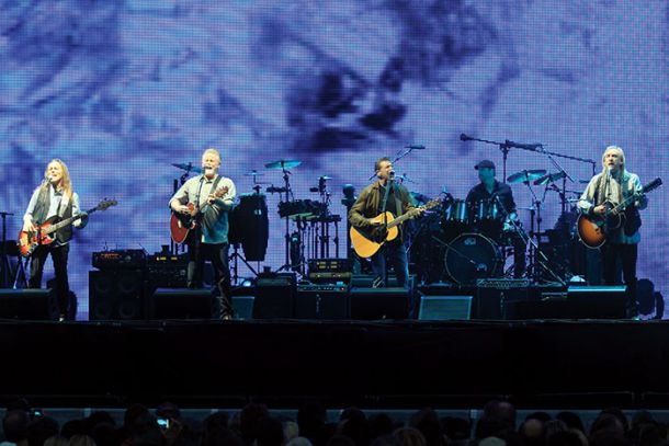 TIMOTHY B. SCHMIT, DON HENLEY, GLENN FREY, JOE WALSH: THE EAGLES, SEE-ROCK FESTIVAL 2011, SCHWARZL CENTER, UNTERPREMSTÄTTEN, GRADEC, AVSTRIJA