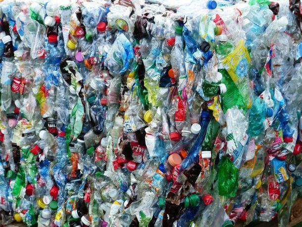 Plastics, plastics, plastics ...