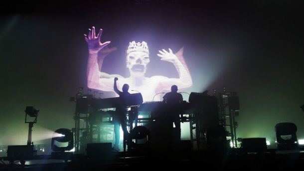 The Chemical Brothers, Dom sportova, ZG, HR