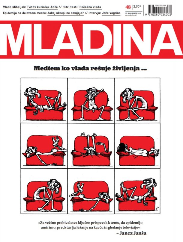MLADINA 48 2020