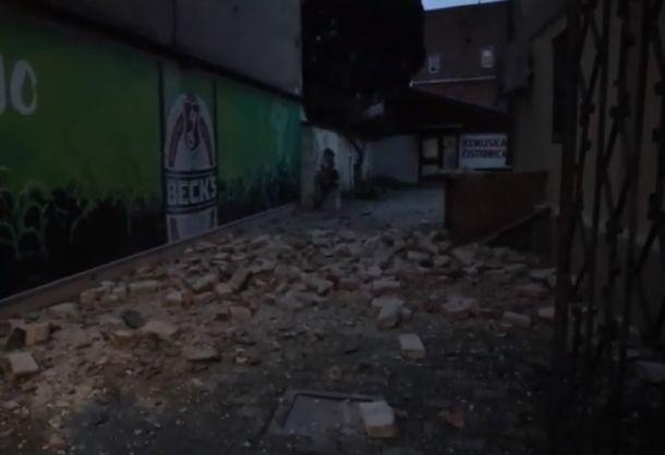 Potres V Zagrebu Ni Vplival Na Delovanje Krske Nuklearke Svet Times Si
