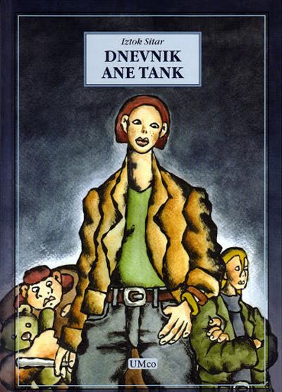 Dnevnik Ane Tank iz leta 2008.