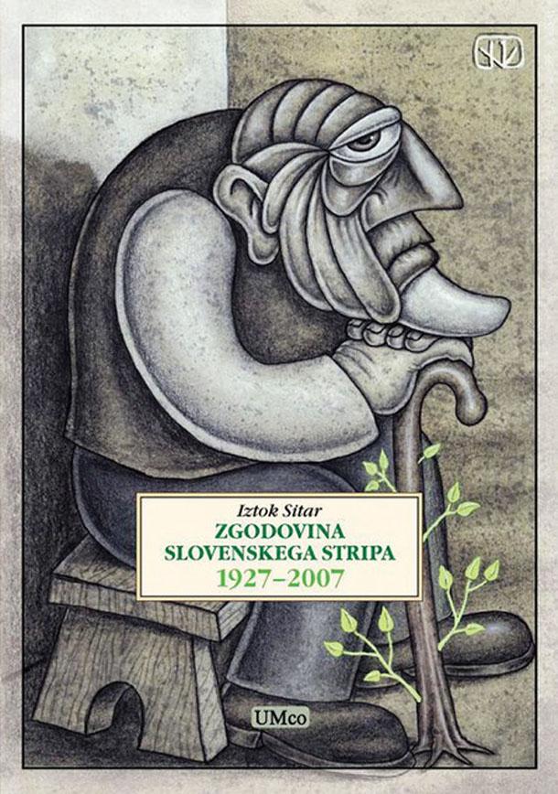 Leta 2007 izdan in že zdavnaj razprodan pregled slovenskega stripa.