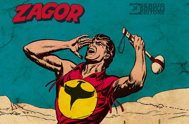 Zagor, po Alanu Fordu najpopularnejši stripovski lik na prostorih bivše skupne domovine.