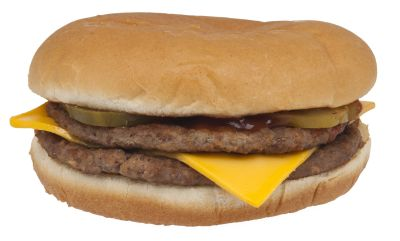 McDonald'sov dvojni cheeseburger
