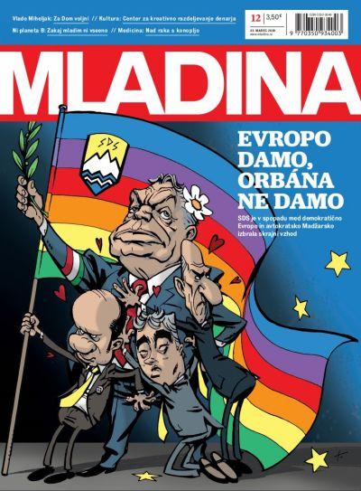 Popravljena naslovnica 12. Mladine (2019)