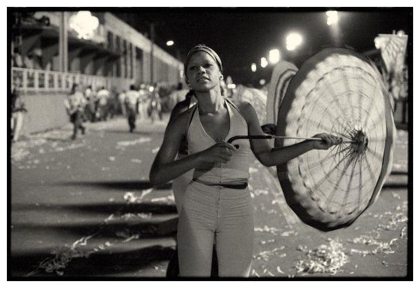 Karneval,  Santiago de Cuba, julij - avgust 1978
