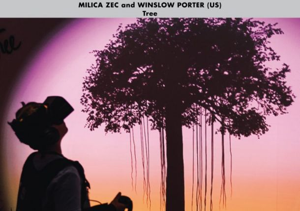 Milica Zec in Winslow Porter: Tree