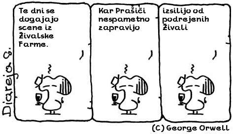 (C) George Orwell