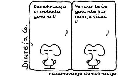 razumevanje demokracije