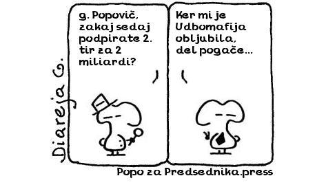 Popo za Predsednika.press