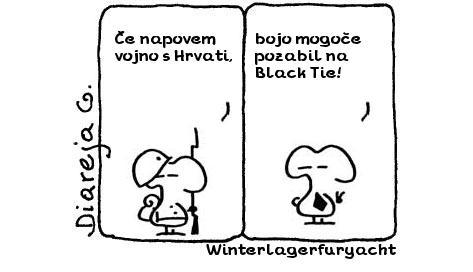 Winterlagerfuryacht